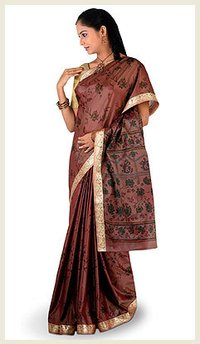 Pure Soft Silk Printed Saree