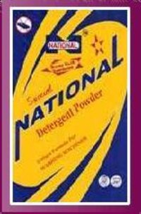 National Star White Detergents Powder