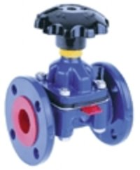 INDUSTRIAL DIAPHRAGM VALVES