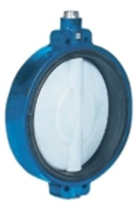 Center Line Resilient Seated Butterfly Valves