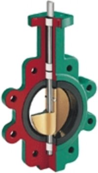 Center Line Butterfly Valves