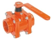 M Type Ball Valve