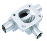Standard Machined Block & Zero Dead Leg Valve