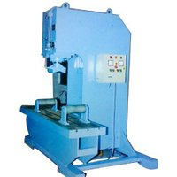 Hydraulic Pole Swaging & Straightening Machine