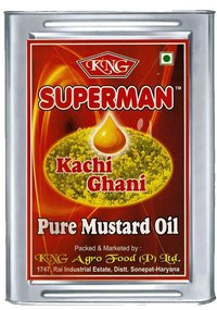 Mustard Oil