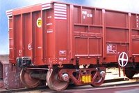 Open Freight Car Type Boxn