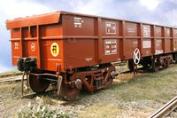 Low Side Gondola Wagon Type BOY