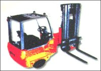 Articulated Forklift Trucks