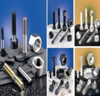 Stainless Steel Industrial Nuts