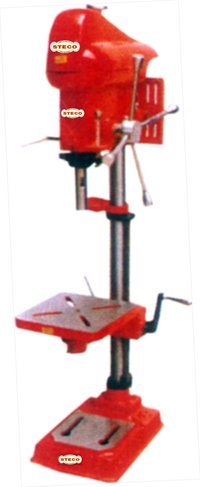 Steco Brand Power Drilling Machine (Full Cover Steel With Rake)