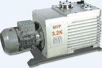 MVP Series - Double Stage Direct Drive Rotary Vane Vacuum Pump