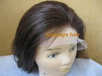 Best Quality Silky Straight Hand Tied Lace Wig