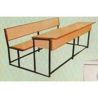 Wooden School Desk (TISDD-218)