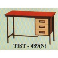 Wooden Table With Drawer (Tist-489(N))
