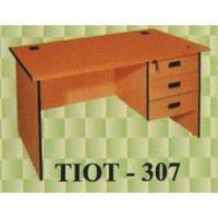 Wooden Office Table (Tiot-307)