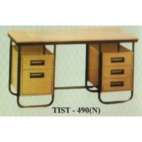 Wooden Table With Drawer (Tist-490(N))