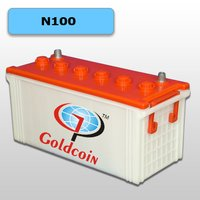 N100 Plastic Battery Casin