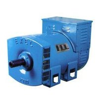 Double Bearing Genset