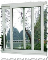 Sliding Upvc Window