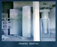 Powder Booth