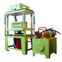 Plastic Press Shaping Machine