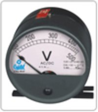 AMPERE Round Meter