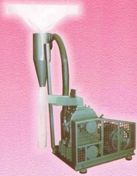 Hammer Mill With Air Blower And Cyclone Separator