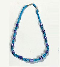 Chevron Beads Necklace