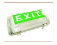 Emergency Light With Integrated Battery Back-Ip (3h)