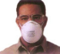3M-9900 Dust/Mist Respirator