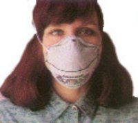 3M-9908 Dust/Mist Respirator