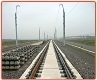 Geotextiles For Railway