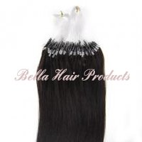 Micro Ring/Loop Human Hair Extensions