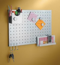 Wall Mounted Office Memo Holder