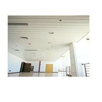 Lineal Ceiling System