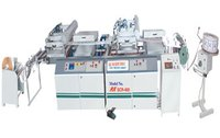 Roll To Roll Auto Screen Printing Machine