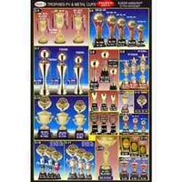 Metal Cup Trophies