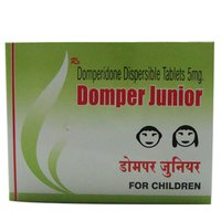 Junior Dispersible & Flavored Domperidone Tablets