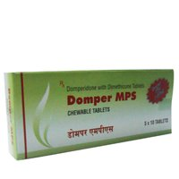 Domper Domperidone Tablets 10 Mg.