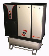 5.5-30kw / 7.5-40hp Vsd Rotary Contact-Cooled Air Compressor