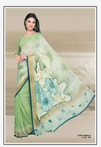 Designer Silk Sarees