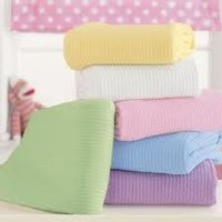 Soft Cotton Throw Blankets