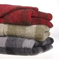 Woolen Blanket Superior Dyed