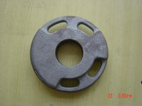 Cylinder Part Of Compressor