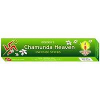 Golden Chamunda Heaven Incense Sticks