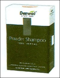 Herbal Powder Shampoo
