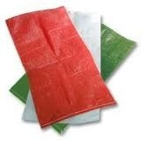 Hdpe Woven Sacks With Strip