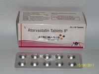 Atorvastatin Tablets (Atrona)