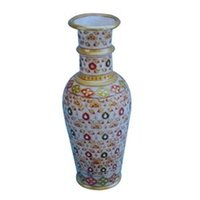 Marble Decorative Flower Vase