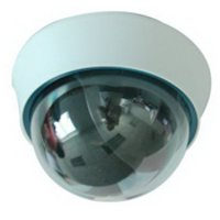 Dome Camera With Mirror Optical